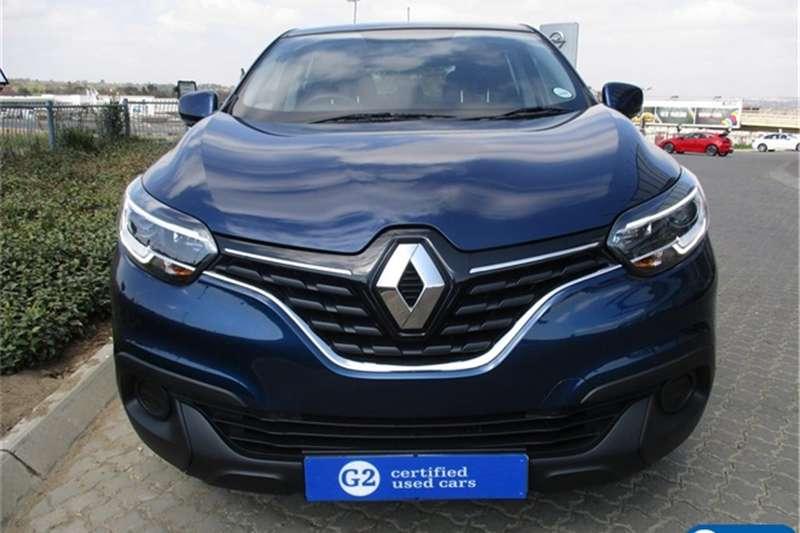 Renault Kadjar 96kW turbo Expression 2016
