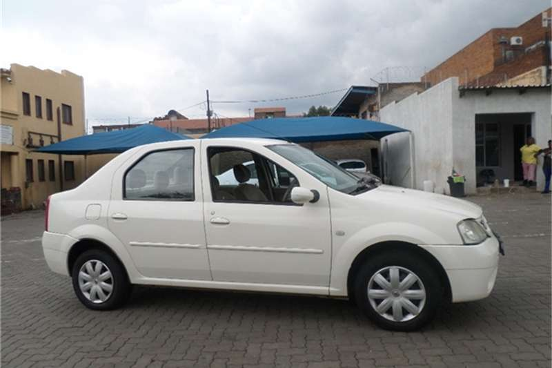 2009 renault logan logan 1 6 expression cars for sale in