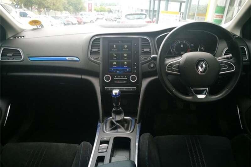 Renault Megane hatch 97kW turbo GT Line 2017