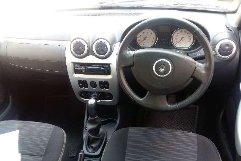 Renault Sandero 1.6 Cup 2012