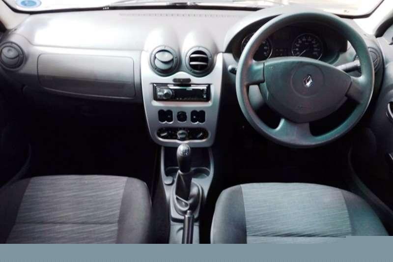 Renault Sandero 1.6 Expression 2010