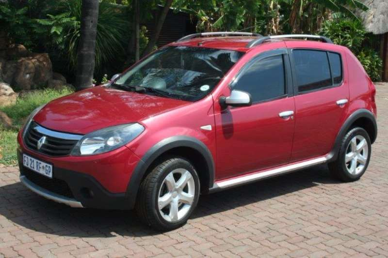 2011 renault sandero 1 6 stepway hatchback fwd cars for sale in gauteng r 99 900 on auto mart. Black Bedroom Furniture Sets. Home Design Ideas