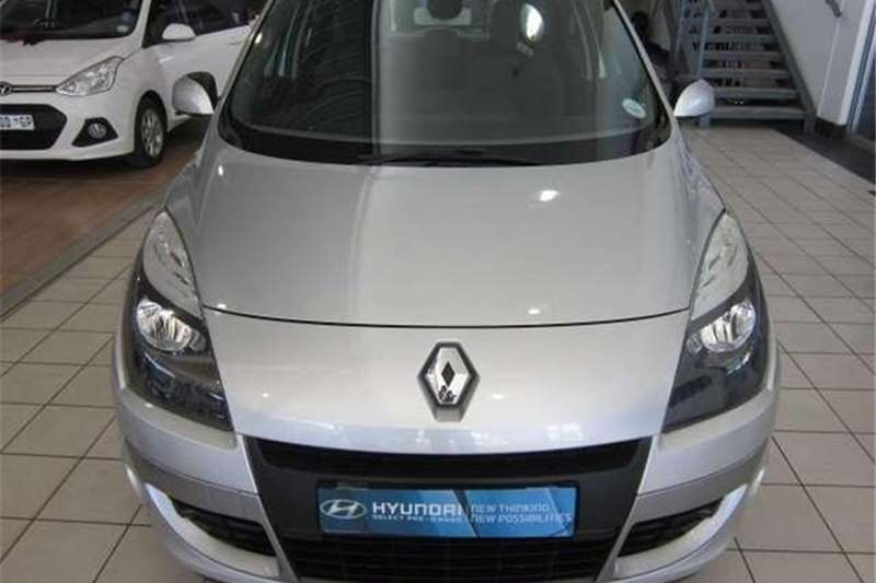 Renault Scenic 1.6 Expression 2013