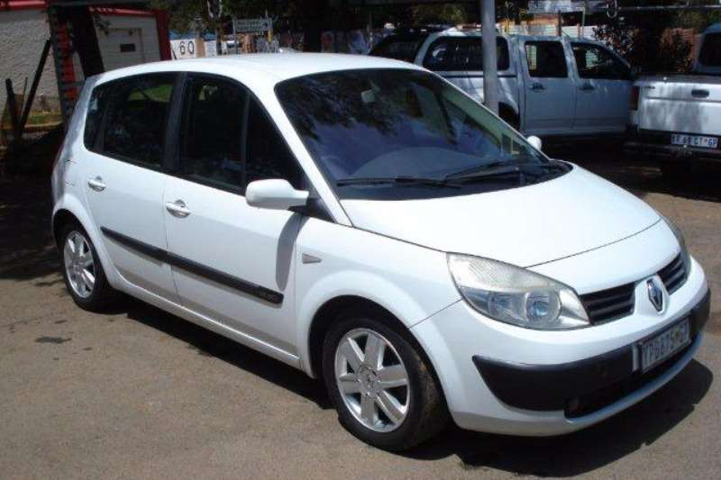 2007 renault scenic 1 9 dci expression cars for sale in gauteng r 74 995 on auto mart. Black Bedroom Furniture Sets. Home Design Ideas