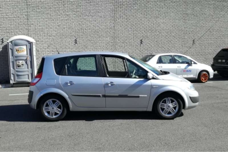 2008 renault scenic 2 0 navigator cars for sale in western cape r 69 995 on auto mart. Black Bedroom Furniture Sets. Home Design Ideas