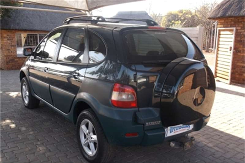 Renault Scenic RX 42.0 16V Privilege 2004