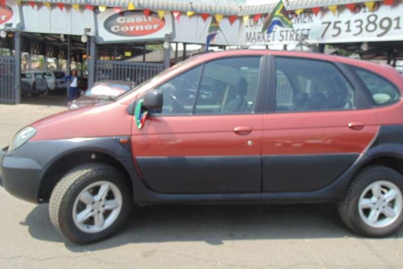 Renault Scenic RX4 4X4 2005