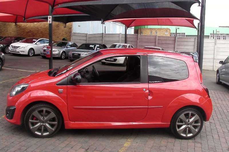 2009 renault twingo rs hatchback fwd cars for sale in gauteng r 79 900 on auto mart. Black Bedroom Furniture Sets. Home Design Ideas