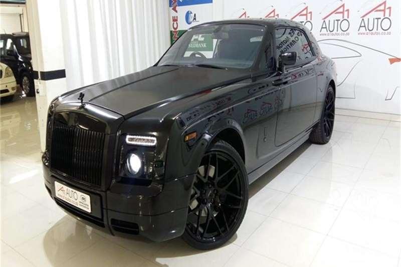 Rolls Royce Phantom Drophead Coupe 2009