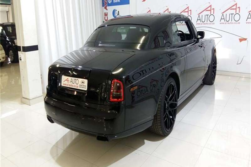 Rolls Royce Phantom Drophead Coupe 2009