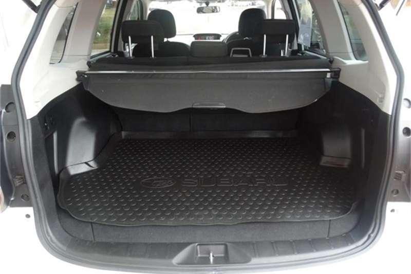 Subaru Forester 2.0 X 2016
