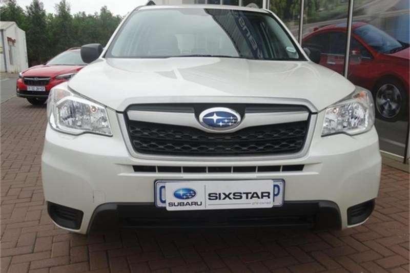 Subaru Forester 2.5 X 2013