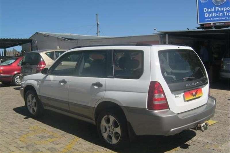 Subaru Forester 2.5 XEL 2003