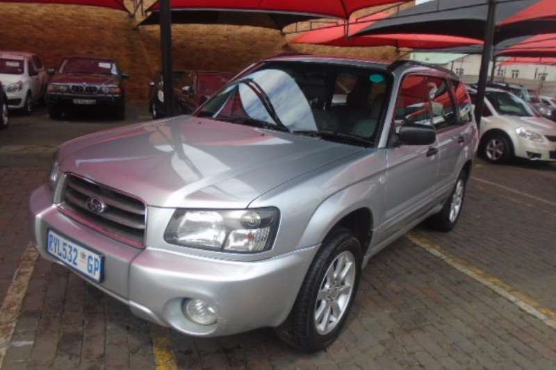 2005 subaru forester 2 5 xs crossover suv awd cars for sale in gauteng r 69 900 on auto mart. Black Bedroom Furniture Sets. Home Design Ideas