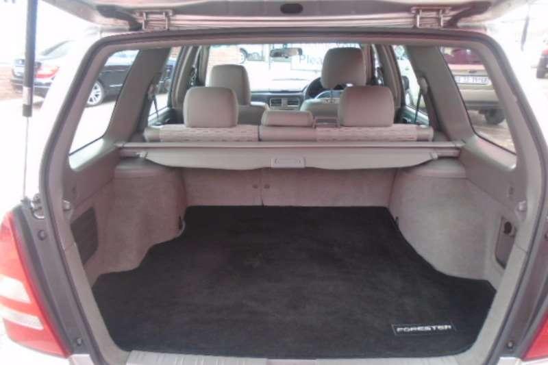 Subaru Forester 2.5 XS 2005