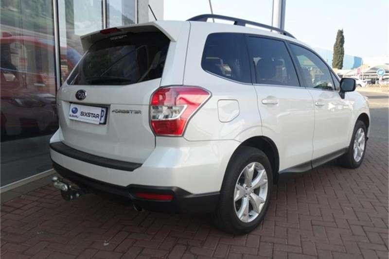 Subaru Forester 2.5 XS 2013