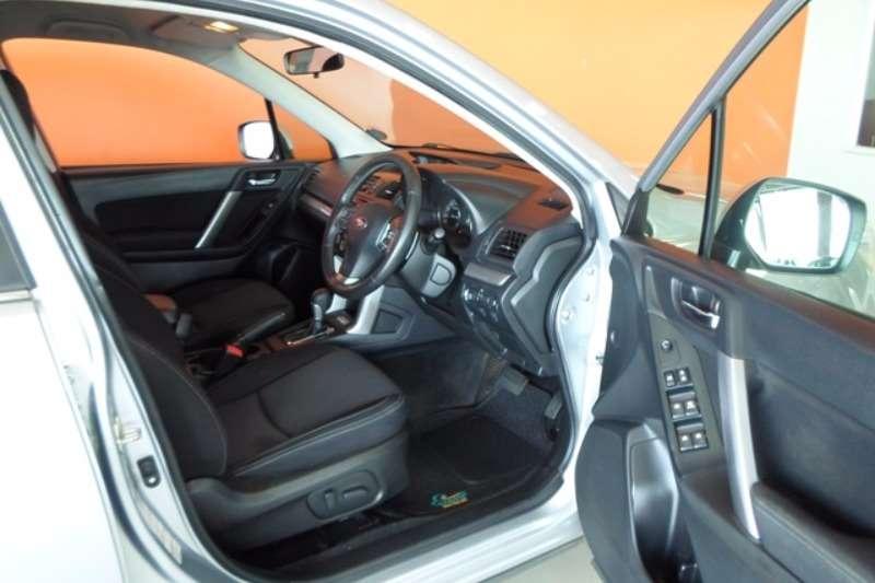 Subaru Forester 2.5 XS Premium 2013
