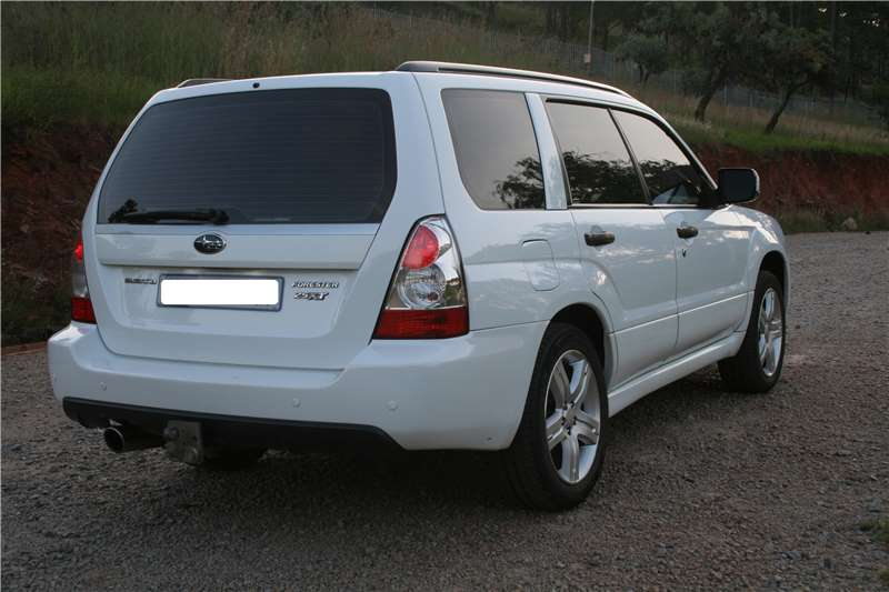 2007 subaru forester 2 5 xt crossover suv awd cars for sale in gauteng r 97 000 on auto mart. Black Bedroom Furniture Sets. Home Design Ideas
