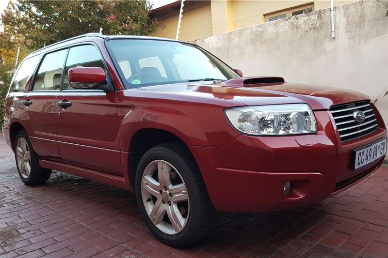2006 subaru forester 2 5 xt premium crossover suv awd. Black Bedroom Furniture Sets. Home Design Ideas