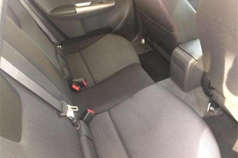 Subaru Impreza 2.5 WRX hatch 2009