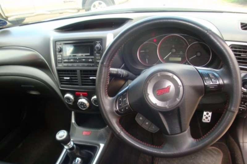 Subaru Impreza WRX STi 2.5 5dr 2011