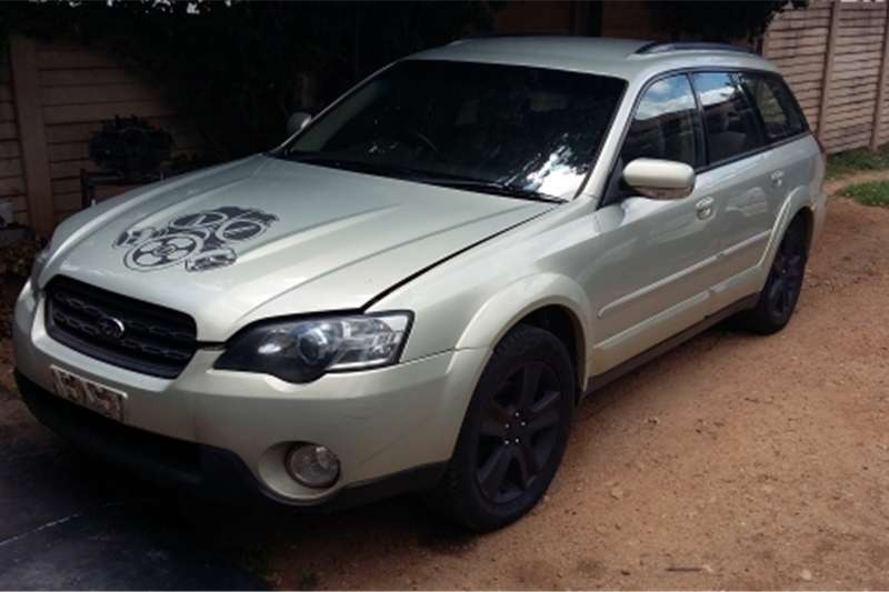 2006 subaru outback 3 0 h6 wagon cars for sale in gauteng r 80 000 on auto mart. Black Bedroom Furniture Sets. Home Design Ideas