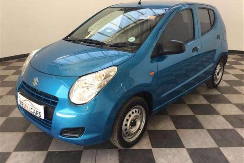 Suzuki Alto 1.0 GL 2012