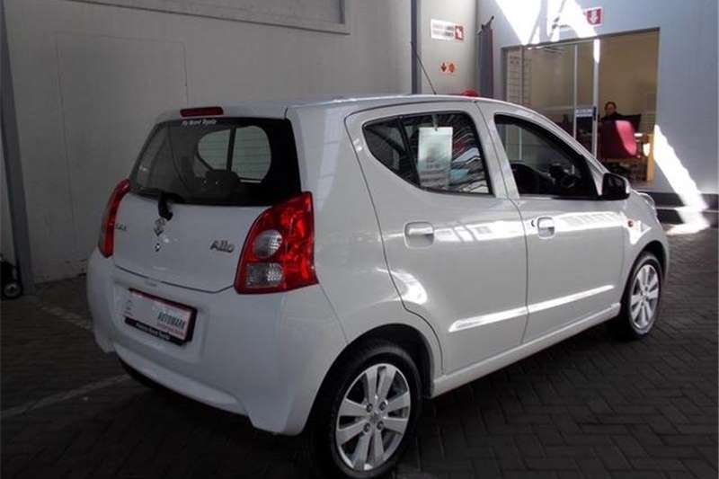 Suzuki Alto 1.0 GLX 2013