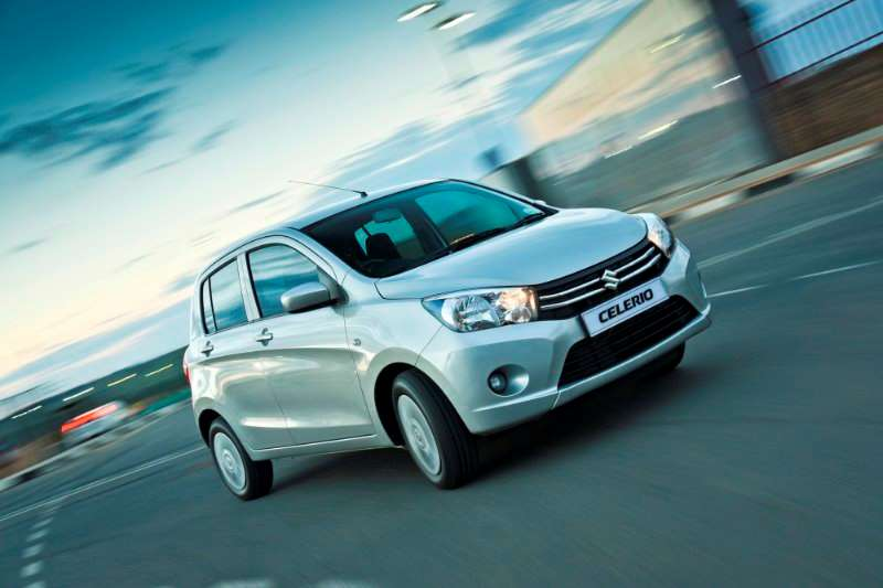 Suzuki Celerio 1.0 GA Man (BUDGET CAR OF THE YEAR) 2017