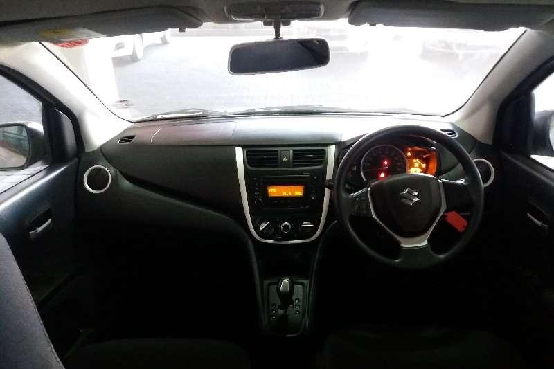 Suzuki Celerio 1.0 GL A/T 2016