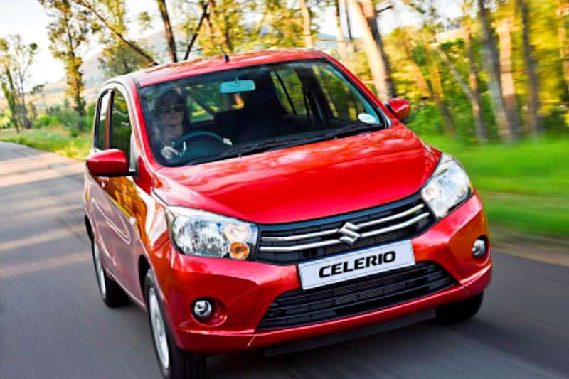 Suzuki Celerio 1.0 GL Man Clearance Sale! Only 3 left! (BUDGET CA 2017