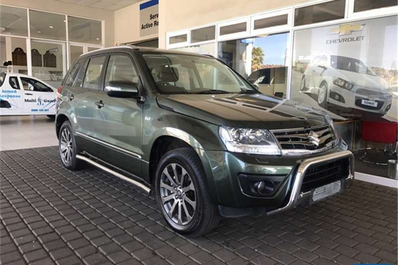 Suzuki Grand Vitara 2.4 Summit auto 2015