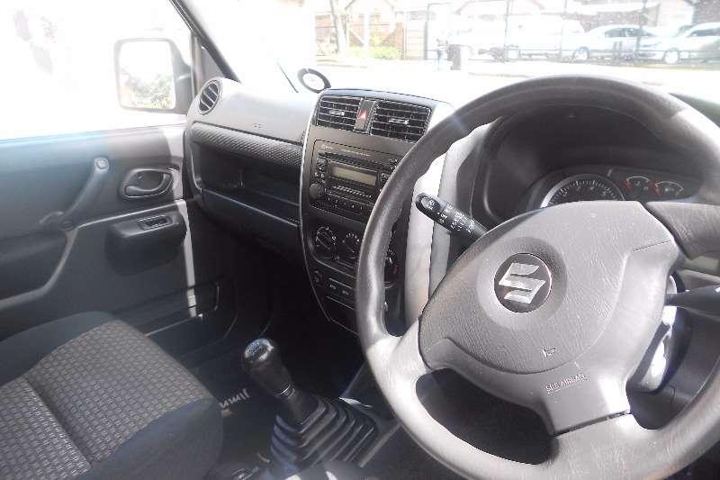 Suzuki JIMNY 1.3 2012