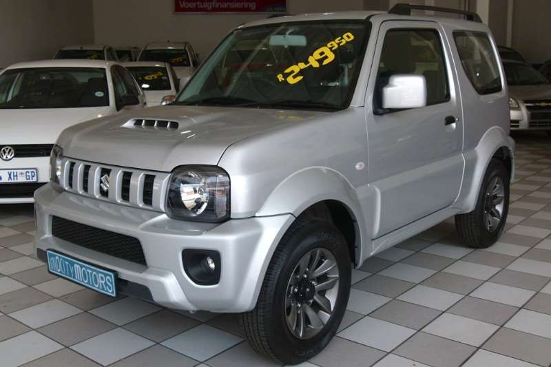 2017 suzuki jimny jimny 1 3 crossover suv awd cars for sale in north west r 259 950 on. Black Bedroom Furniture Sets. Home Design Ideas