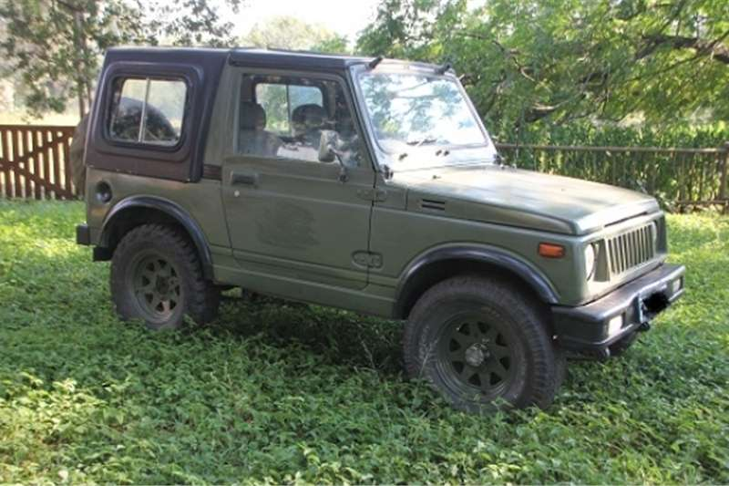 Suzuki Jeep For Sale Gauteng