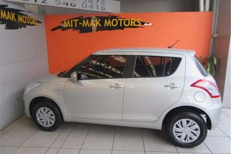 Suzuki Swift 1.2 GL 2017