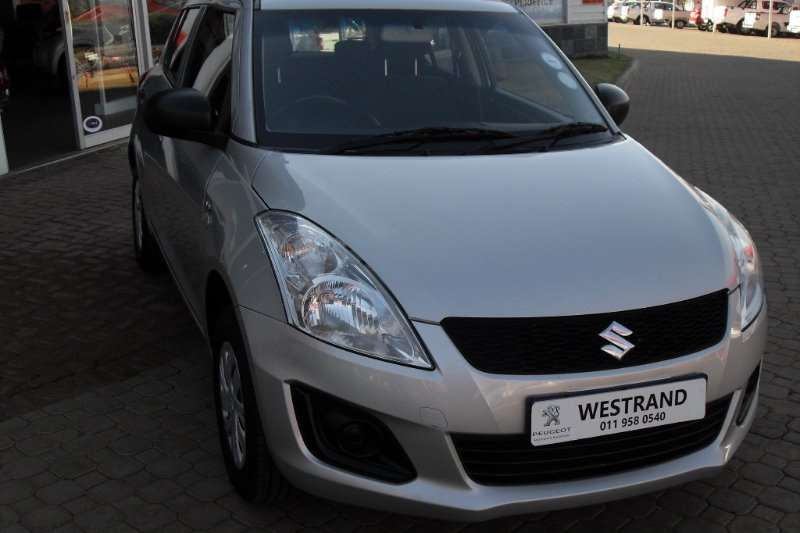Suzuki Swift hatch 1.2 GA 2016