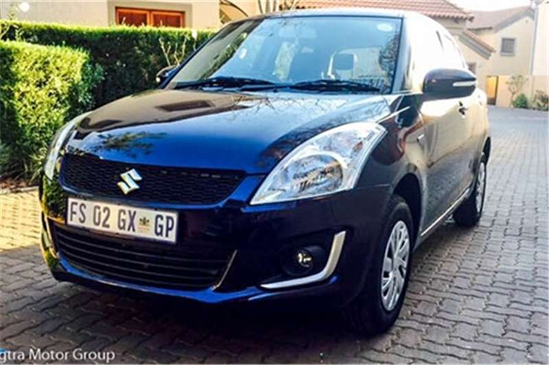 Suzuki Swift hatch 1.2 GL 2017