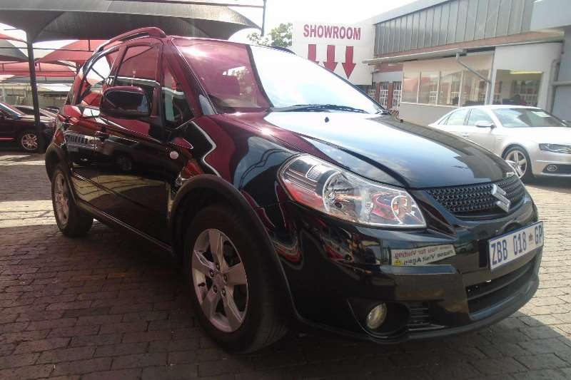2010 suzuki sx4 2 0 4x4 crossover suv petrol awd manual cars for sale in gauteng r. Black Bedroom Furniture Sets. Home Design Ideas