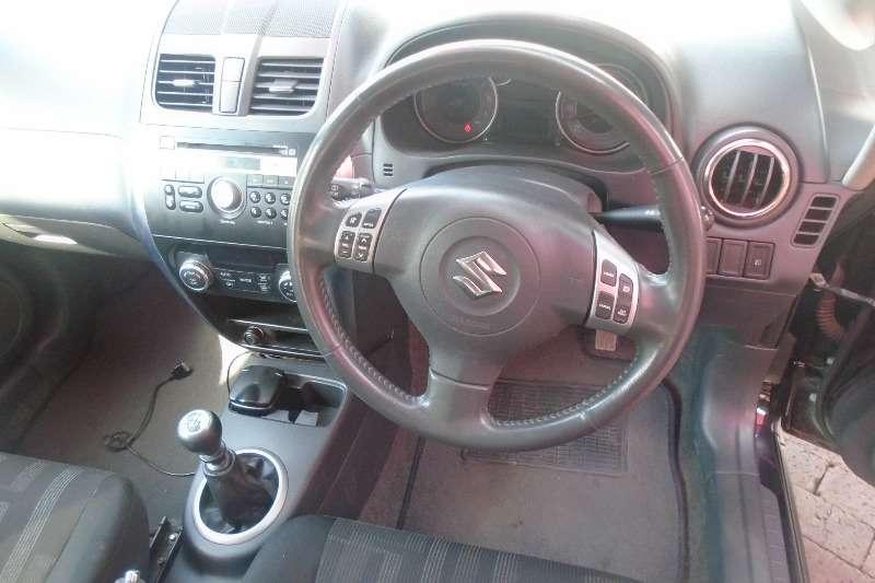 Suzuki SX4 2.0 4x4 2010