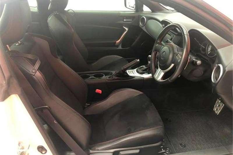 Toyota 86 2.0 High Auto 2016