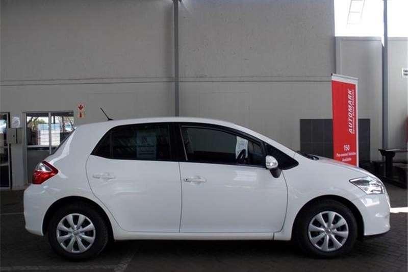 Toyota Auris 1.3 X 2011