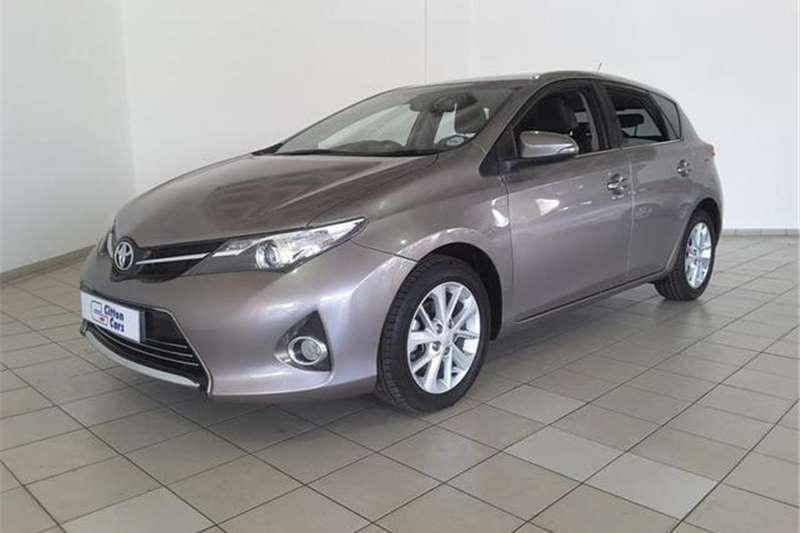 Toyota Auris 1.6 XR 2013