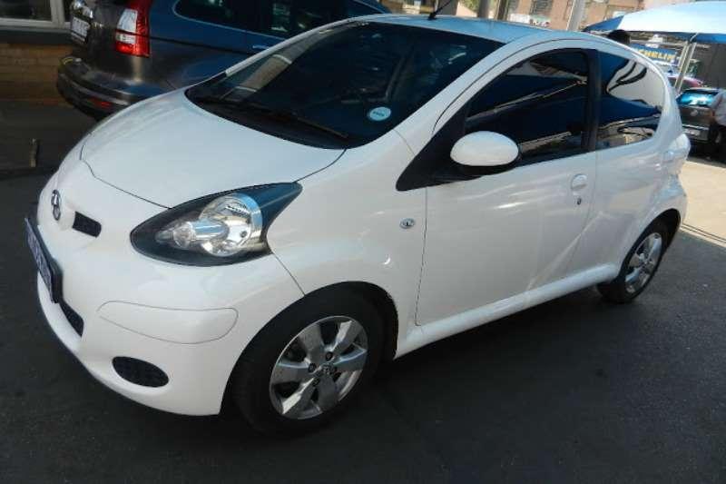 Toyota Aygo 1.0 2011
