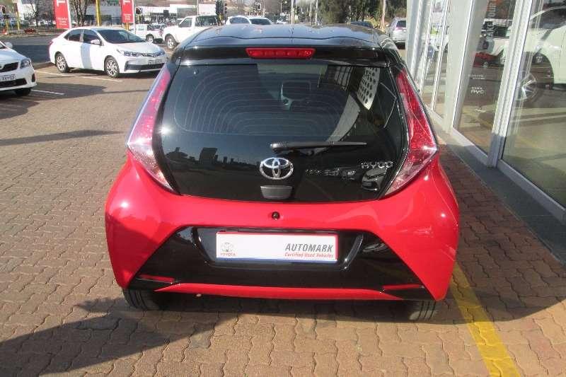 Toyota Aygo 1.0 X play 2017