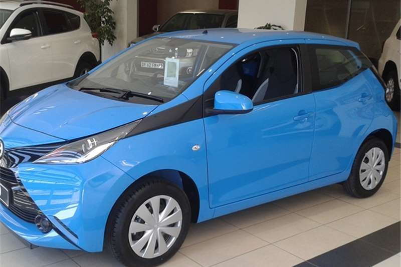 2016 toyota aygo aygo cars for sale in gauteng r 157 600. Black Bedroom Furniture Sets. Home Design Ideas