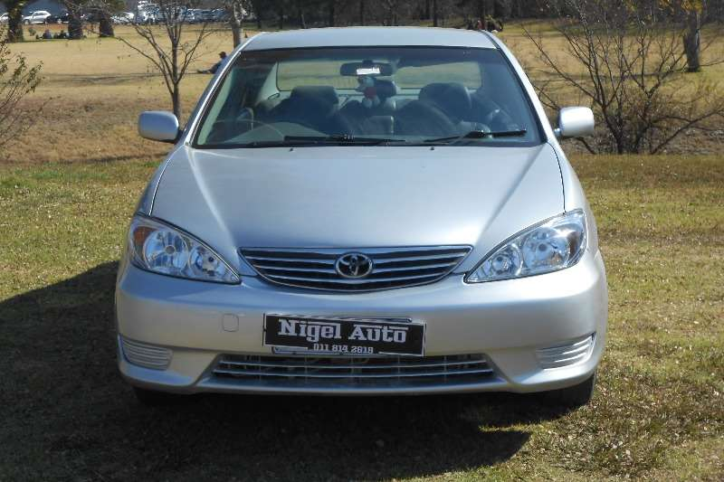 2005 toyota camry 2 4 xli sedan fwd cars for sale in gauteng r 75 999 on auto mart. Black Bedroom Furniture Sets. Home Design Ideas