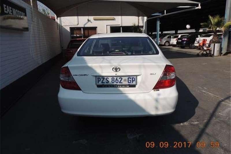 Toyota Camry GLi Auto 2004