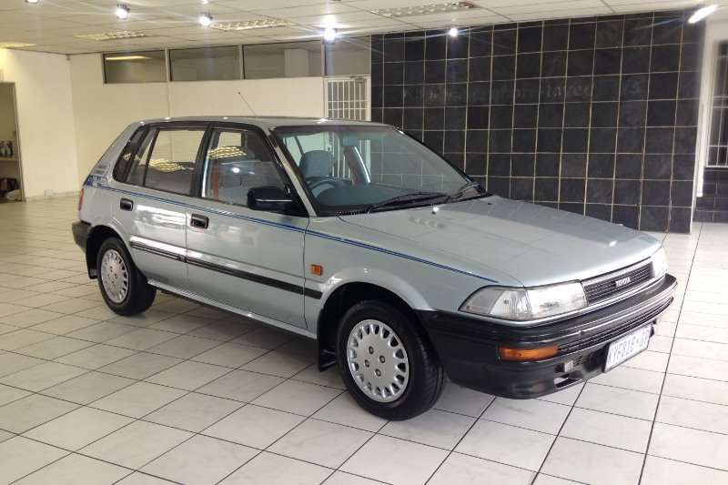 Toyota Conquest 160i A/C  (One owner) 1990