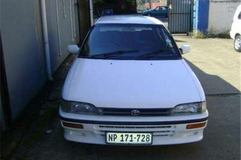 Toyota Conquest 160RS 1997
